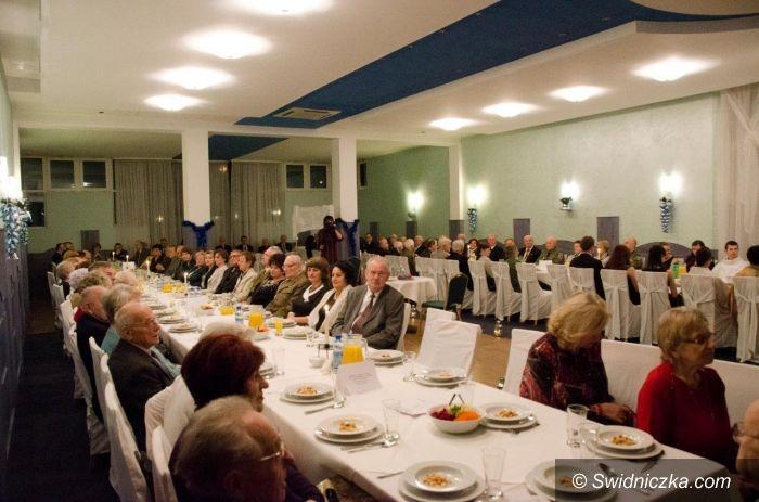 Świdnica: Opłatkowe spotkanie z kombatantami