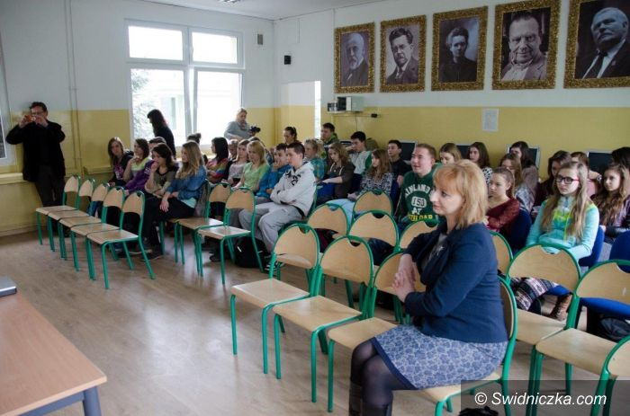 Świdnica: Pogadanki o zdrowym żywieniu