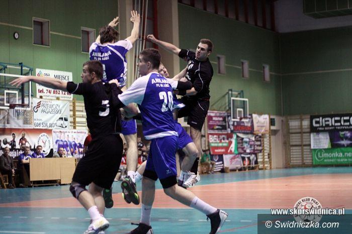 Świdnica: I liga piłki ręcznej: Zmazać plamę i wygrać!
