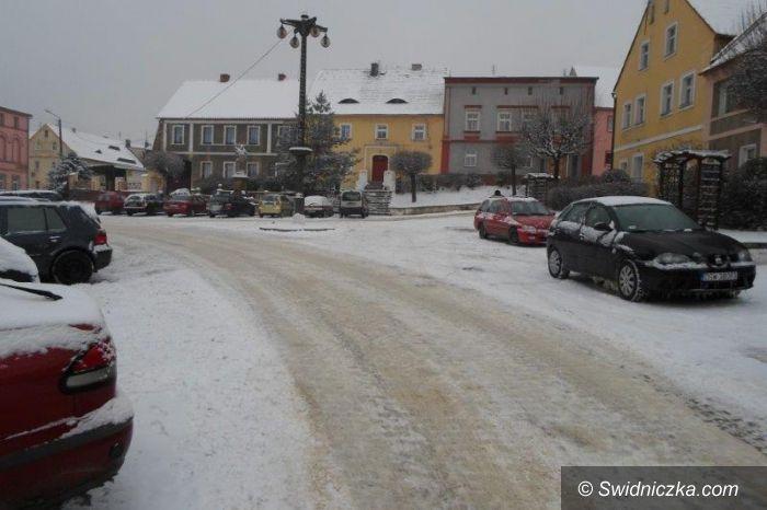 Dobromierz/Region: Ostrożnie na drogach