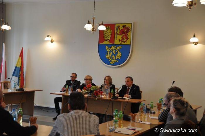 Gmina Świdnica: Sołtysi obradowali
