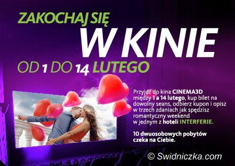 Świdnica: Zakochaj się … w kinie