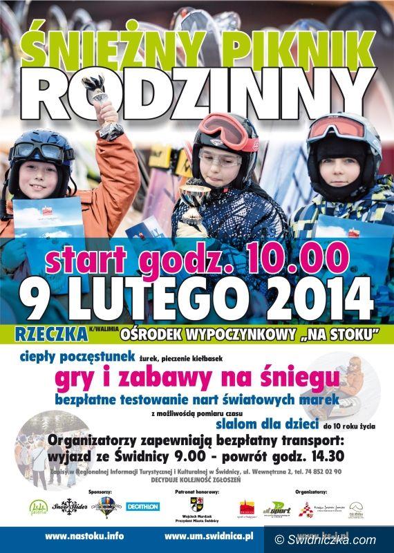 Rzeczka: Śnieżny Piknik Rodzinny w Rzeczce już 9 lutego – będzie darmowy transport dla mieszkańców!