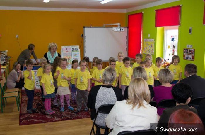 Jaworzyna Śląska: Przedszkolaki dbają o zdrowie