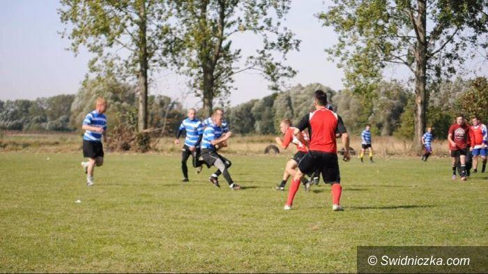 Świdnica: Drużyna rugby w Świdnicy