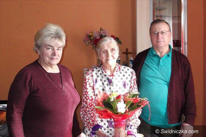 Wierzbna: Świętowała 95–te urodziny