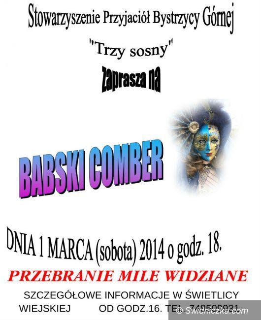 Bystrzyca Górna: Bystrzycki Comber