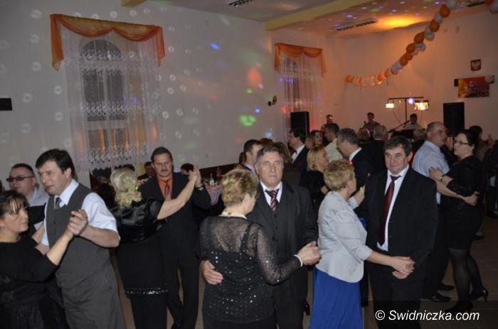 Żarów: Sołtysi balowali