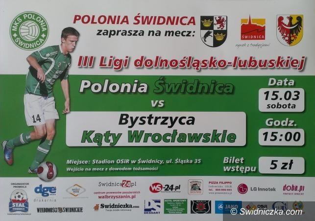 III-liga piłkarska: Polonia inauguruje wiosenne rozgrywki ligowe!