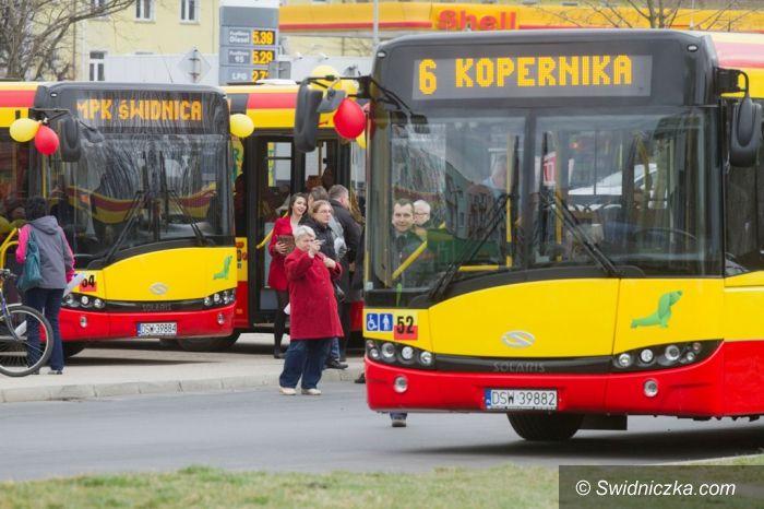 Świdnica: Nowe autobusy MPK wyruszyły w trasę [FOTO, VIDEO]