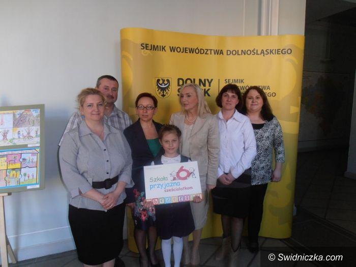 Lutomia Dolna: Aktywna szkoła w Lutomi