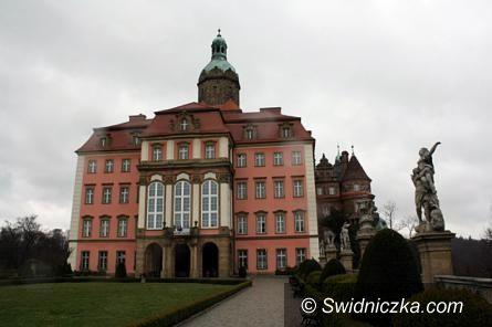 Wałbrzych: Kolejne remonty w Zamku Książ