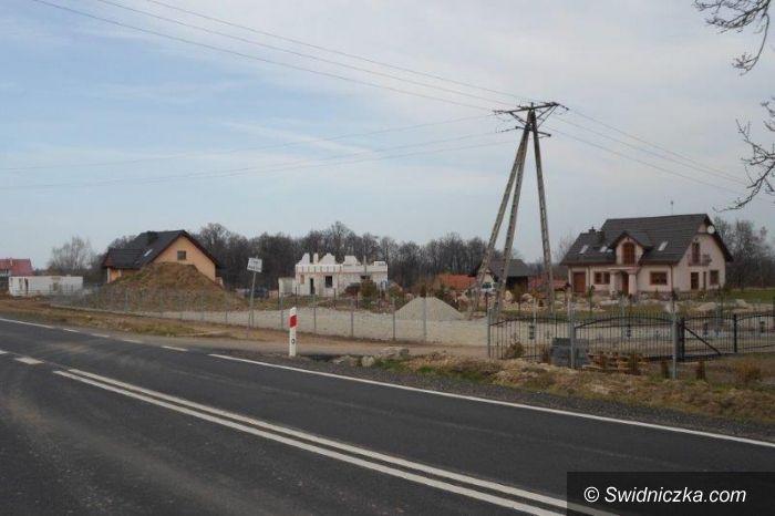Siodłkowice: Zwodociągowano osiedle w Siodłkowicach