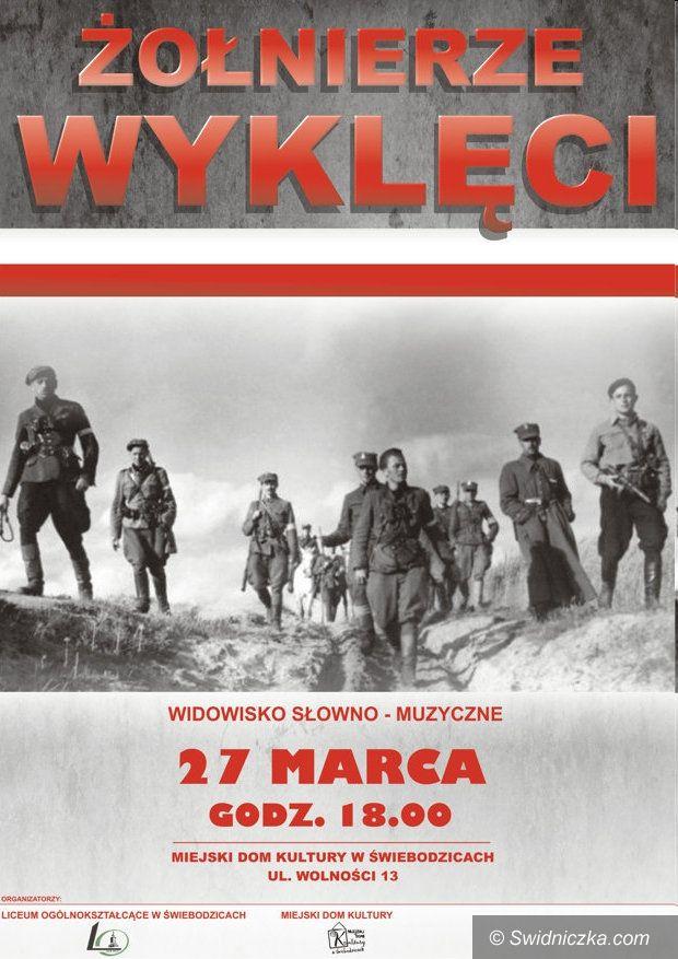 Świebodzice: Pamiętamy o Żołnierzach Wyklętych
