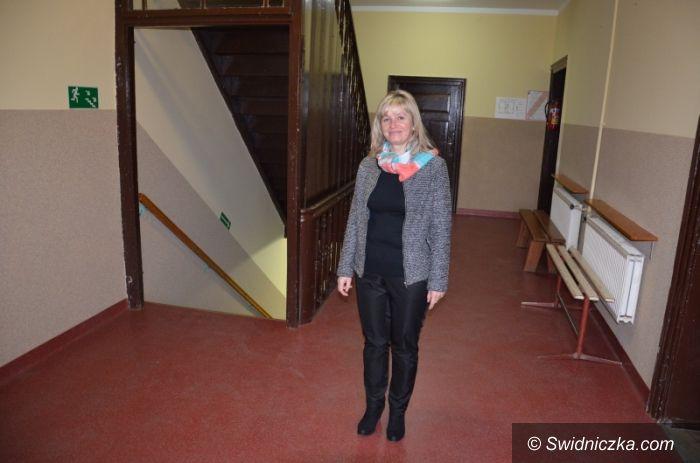 Olszany: Szkoła w Olszanach pięknieje