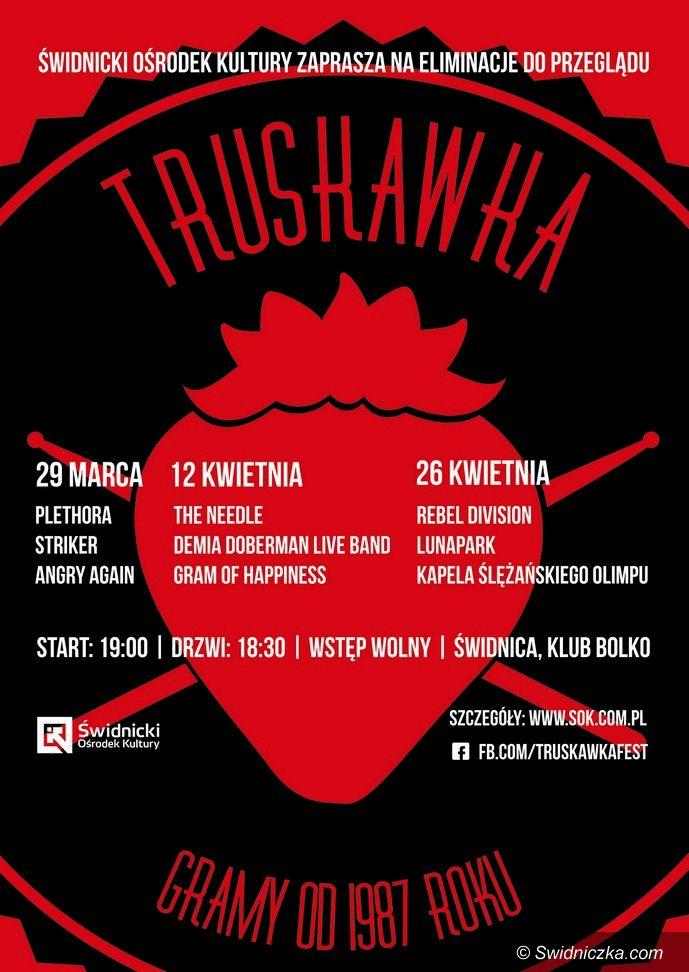 Świdnica: Startują koncertowe eliminacje przeglądu Truskawka