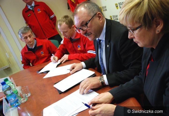 Dolny Śląsk: 700 tys. zł dla GOPR