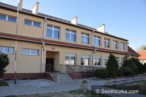 Witoszów Dolny: Gimnazjum ma swojego patrona