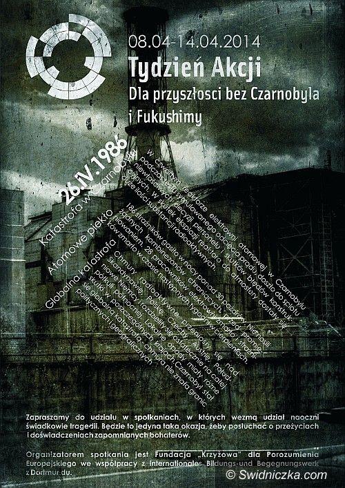 Krzyżowa: Likwidatorzy katastrofy w Czarnobylu z wizytą w Krzyżowej