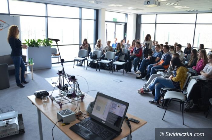Wałbrzych: INVEST–PARK wspiera robotykę