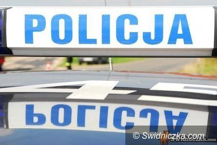 Gmina Świdnica: Włamywał się do domków letniskowych. Został zatrzymany