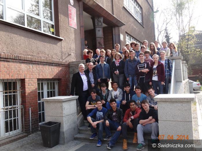Świdnica: Wymiana ze szkołą w Birmingham