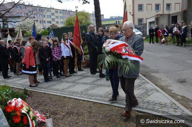Strzegom: Pamiętając o poległych w Katyniu