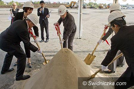 Świdnica: Nifco rozpoczęło rozbudowę zakładu w Świdnicy