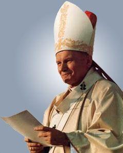 Świdnica: Patron Świdnicy Jan Paweł II świętym – Świdnica pamięta