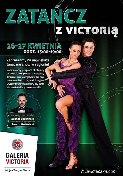 Wałbrzych: Zatańcz z Victorią