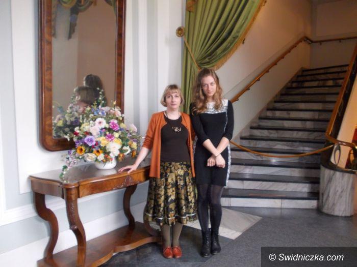 Świdnica/Warszawa: Marta Żaba z II LO finalistką Olimpiady Artystycznej