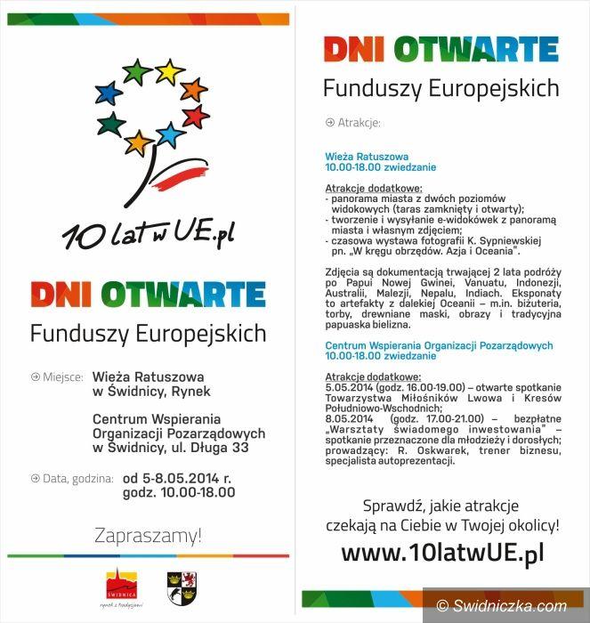 Świdnica: 10 lat w UE – dni otwarte