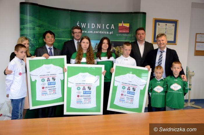 Świdnica: Polonia–Stal dziękowała swoim partnerom wspierającym