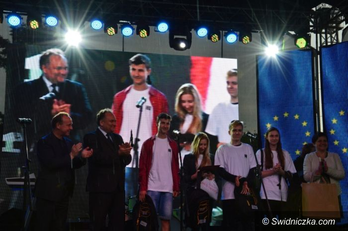 Wrocław: Gimnazjum nr 3 laureatem Konkursu Urzędu Marszałkowskiego