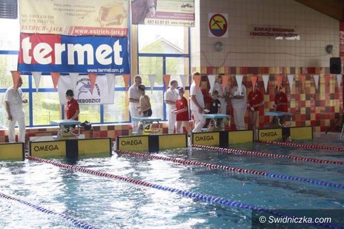 Region: Zawody pływackie z udziałem reprezentantów Svidy Świdnica