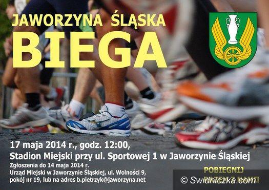 Jaworzyna Śląska: Jaworzyna biega