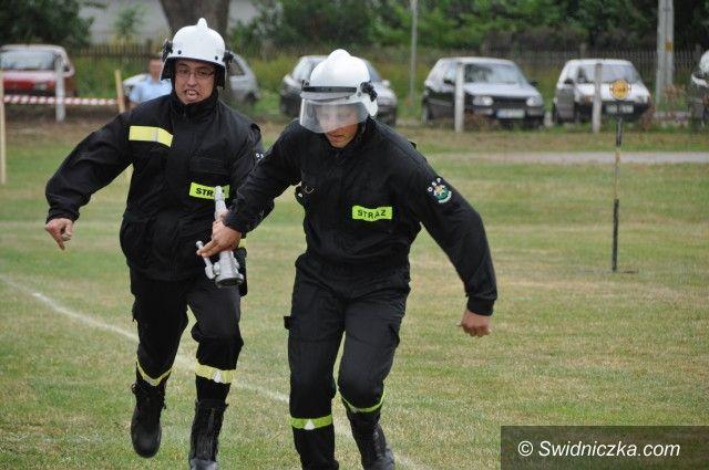 Witoszów Dolny: Zawody strażackie w Witoszowie Dolnym