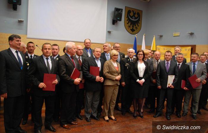 Dolny Śląsk: 1,5 mln zł na sprzęt dla strażaków ochotników