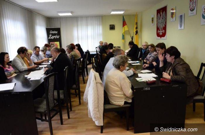 Żarów: Członkowie Obwodowych Komisji Wyborczych na szkoleniu