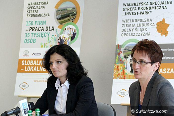 Wałbrzych: Wiceminister Gospodarki w WSSE