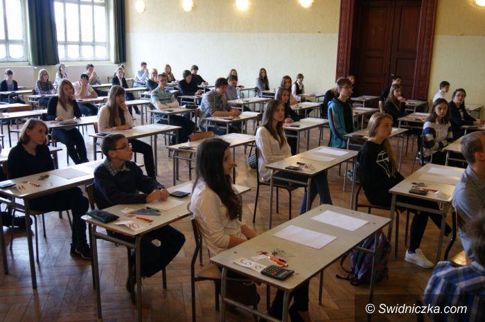 Świdnica: Konkurs matematyczny w II LO