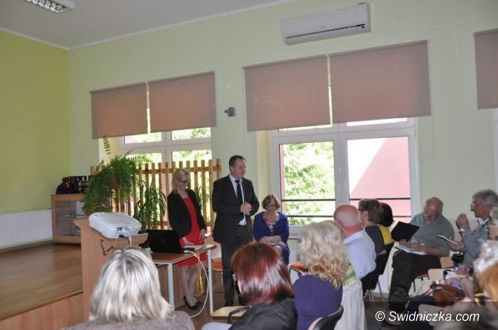 Świdnica: Wójt spotkała się z NGO