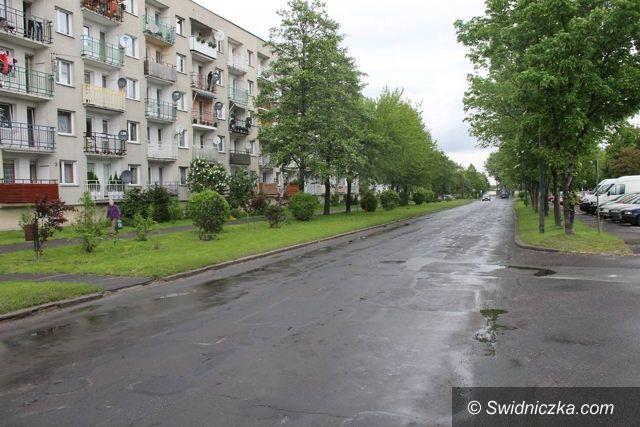 Świebodzice: Rusza remont obwodnicy Osiedla Piastowskiego