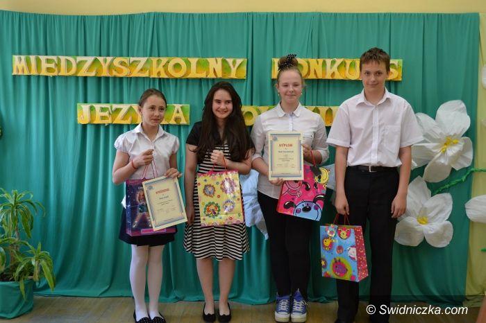 Świdnica: Międzyszkolny Konkurs Języka Polskiego