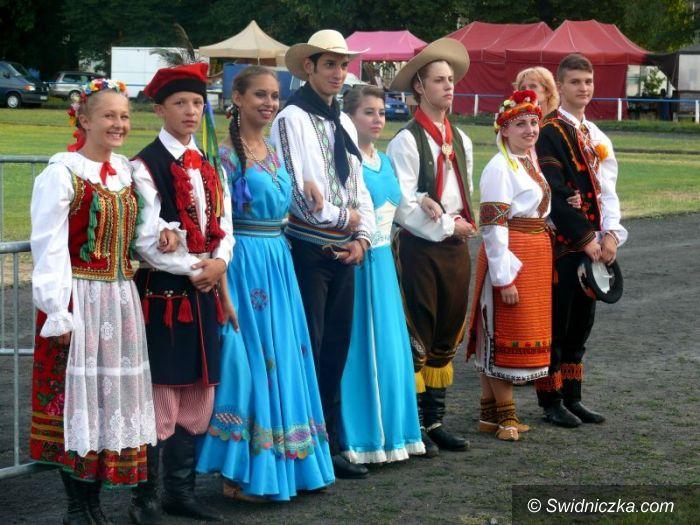 Strzegom: Międzynarodowy Festiwal Folkloru w innym miejscu