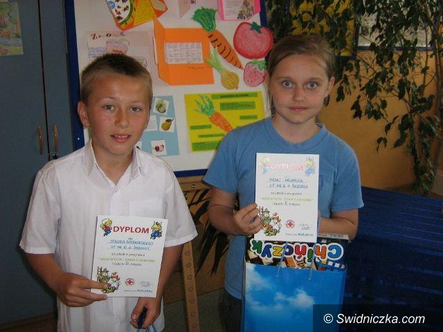 Świdnica: Międzyszkolny konkurs promujący zdrowy styl życia