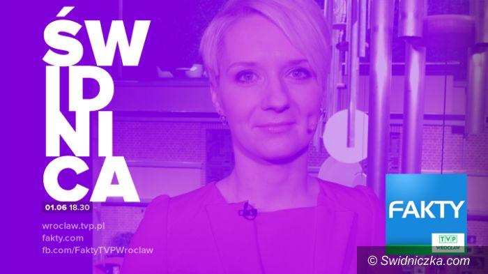 Świdnica: Fakty TVP Wrocław w Świdnicy