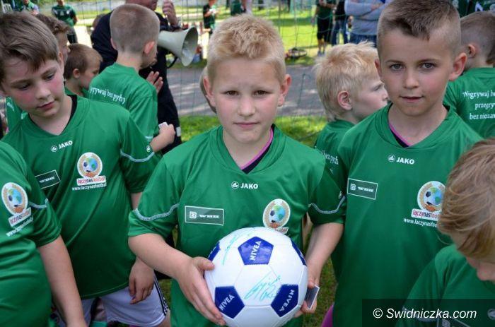 Świdnica: Fotorelacja z piłkarskiego Dnia Dziecka [FOTO/VIDEO]