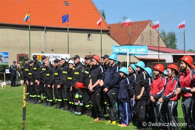 Witoszów Dolny: Zawody strażackie OSP