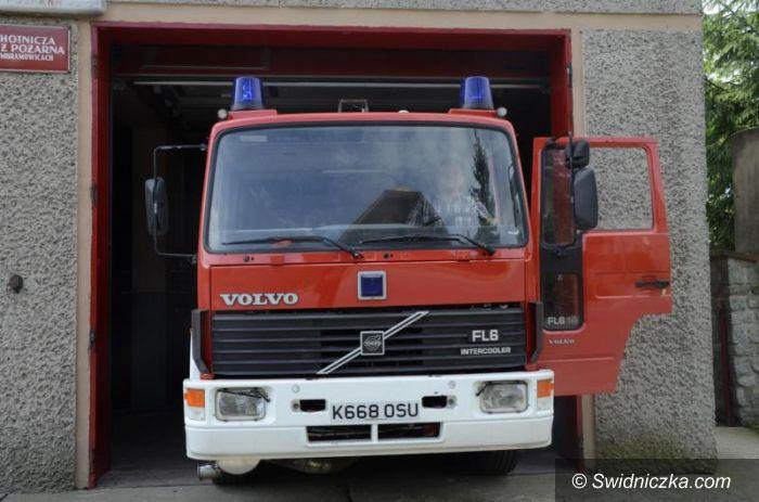 Imbramowice: Volvo dla strażaków z Imbramowic